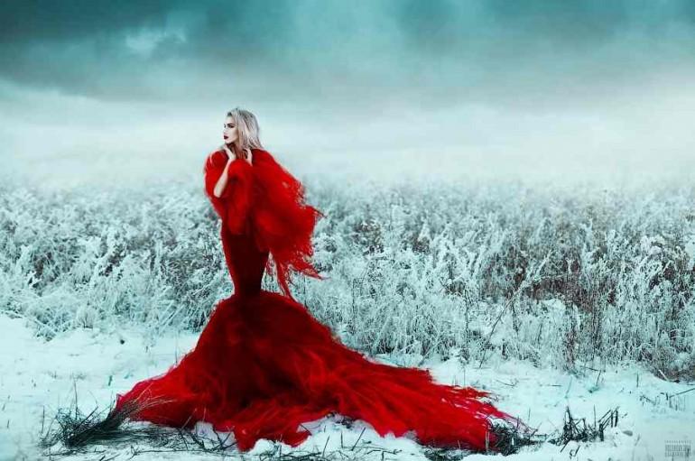Portrait Photography by Svetlana Belyaeva