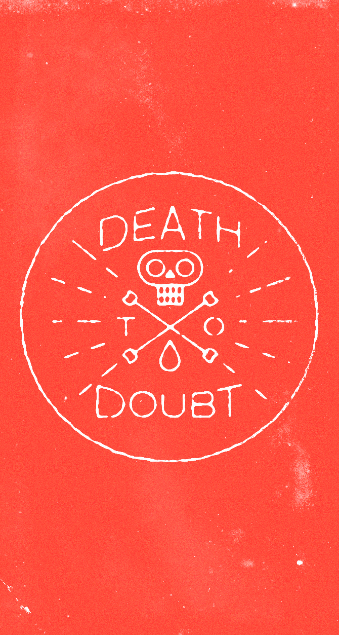 Richard Perez – Death to Doubt