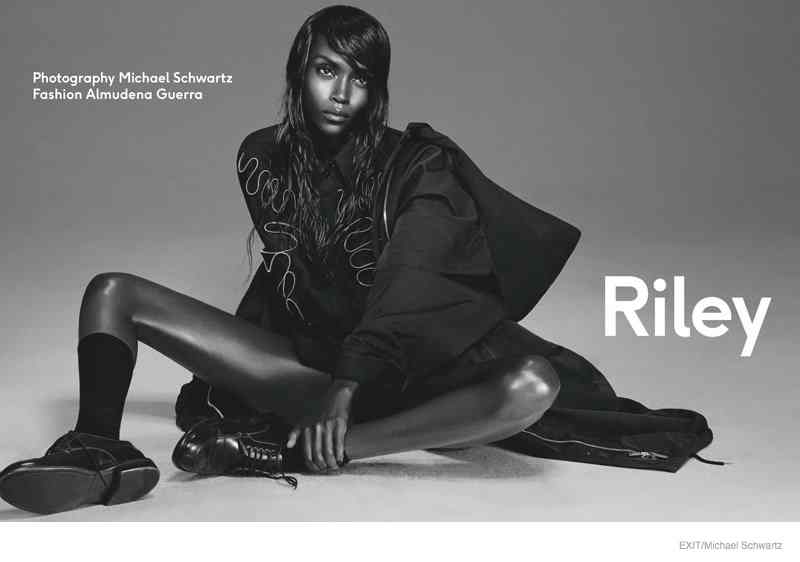 Riley Montana by Michael Schwartz