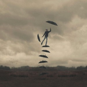 Stunning Surreal Self-Portraits of Joel Robison | Downgraf