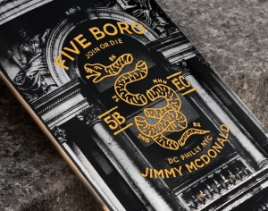 5boro Jimmy McDonald Deck
