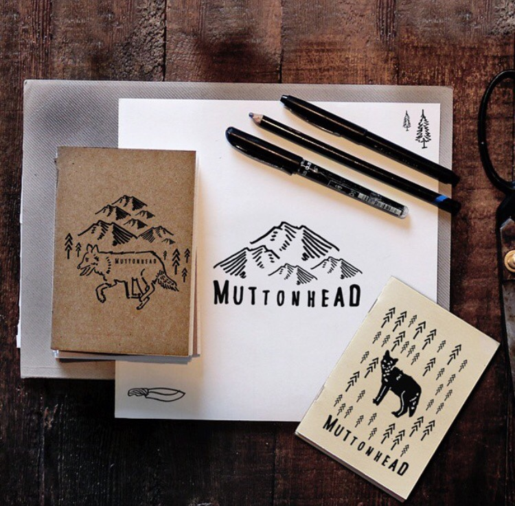 Sneak Peek: Muttonhead Backwoods Books are set to drop AW15