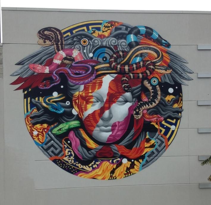 Wonderful Art by Tristan Eaton