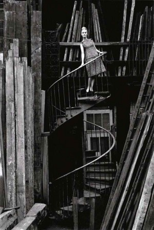 Black and White Fashion Photography by Jeanloup Sieff