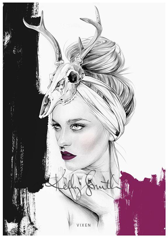 Kelly Smith – Illustration