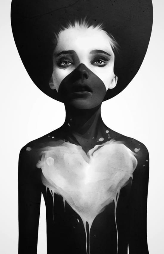 Hold On Art Print by Ruben Ireland