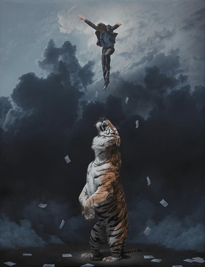 Elevation by Joel Rea