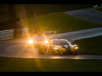 McLaren P1™ GTR meets the iconic McLaren F1 GTR – Geneva preview