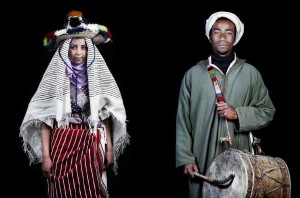 The Marrocans by Leila Alaoui