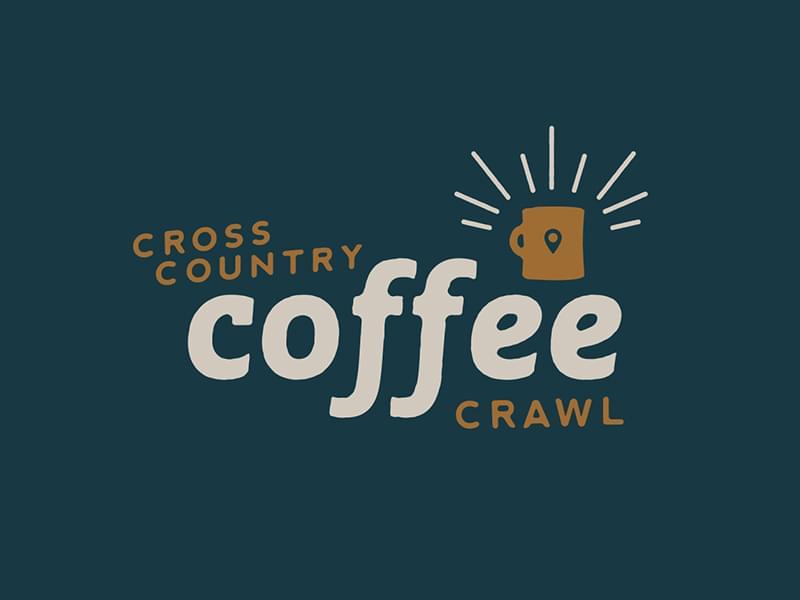 Cross Country Coffee Crawl by Luke Anspach