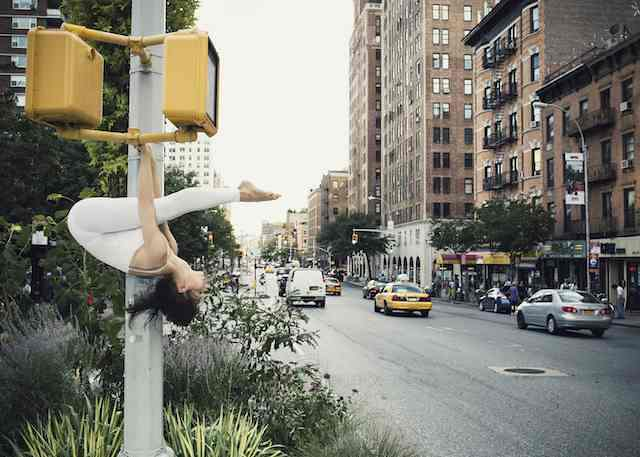 Urban Yoga by Anja Humljan