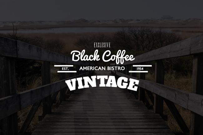 Black Coffee American Bistro
