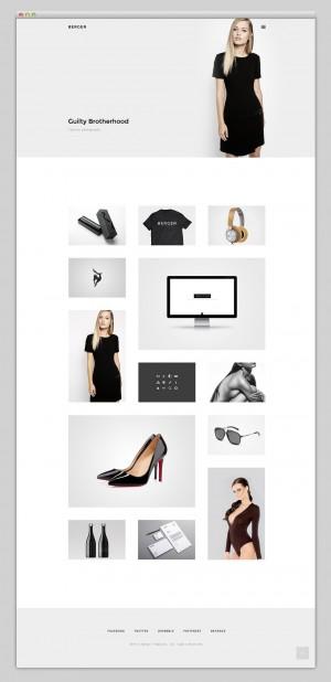 Websites We Love — Berger