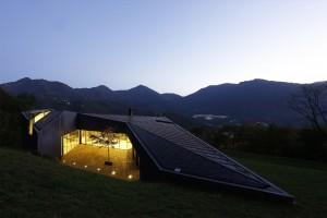 Alps Villa by Camillo Botticini