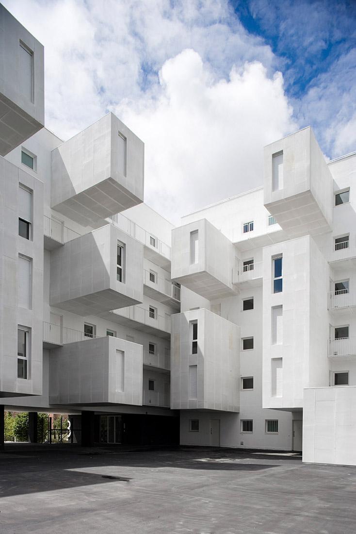 Carabanchel Housing / Dosmasuno architects