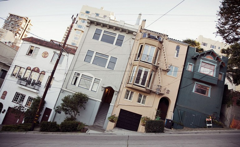 Filbert street san francisco on inspirationde for Balcony aesthetic
