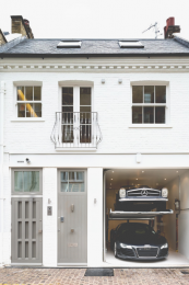 bejarj: London mews house