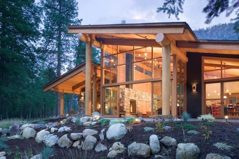 Canyon House — Balance Associates, Architects