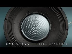 CYMATICS: Science Vs. Music – Nigel Stanford