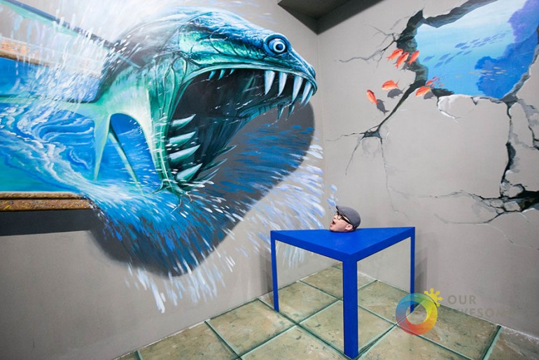 3D Art Museum In Philippines Lets You Become A Part Of Their Art