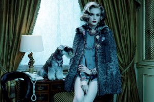 Fashion Photography by Miles Aldrige