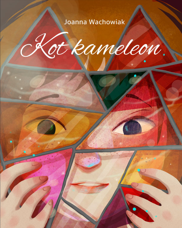 The chameleon cat / Kot kameleon