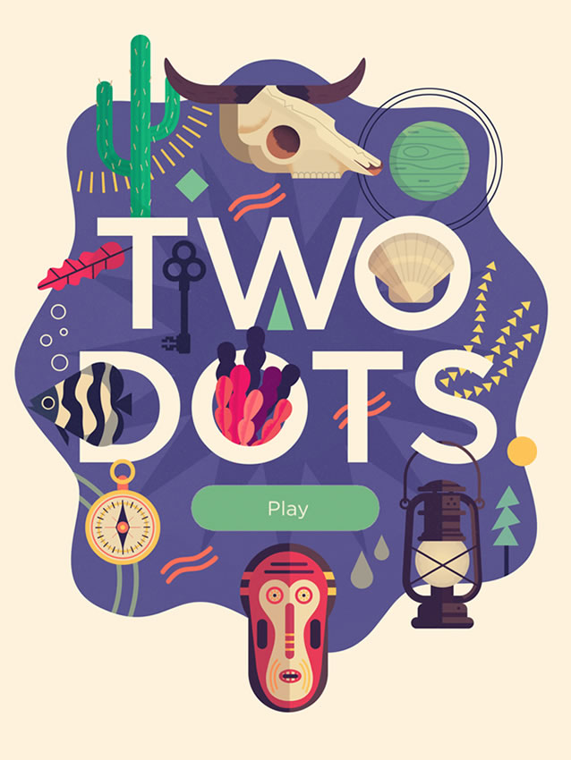 Two Dots – App Title