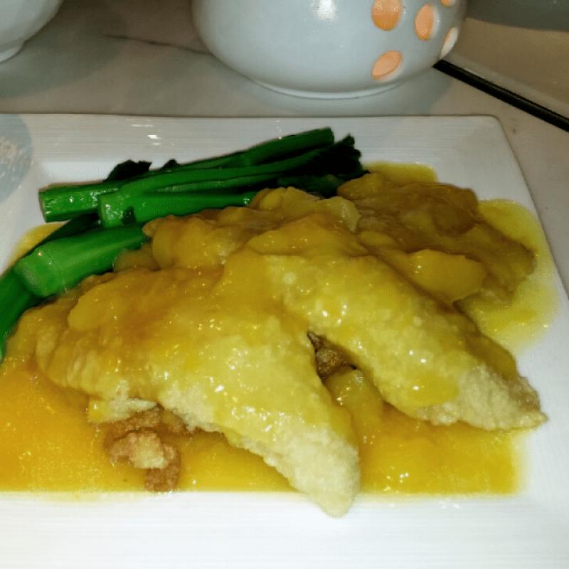 FoodsMenu 餐牌网茶木‧台式休閒餐廳:果梳士魚柳
