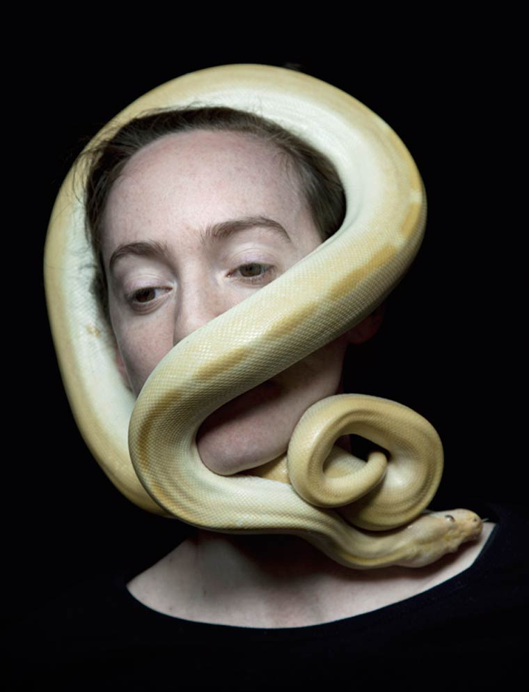 Medusa by Juul Kraijer