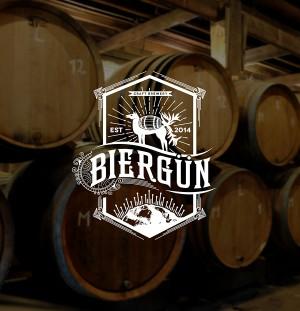 Biergun Brewery Logo