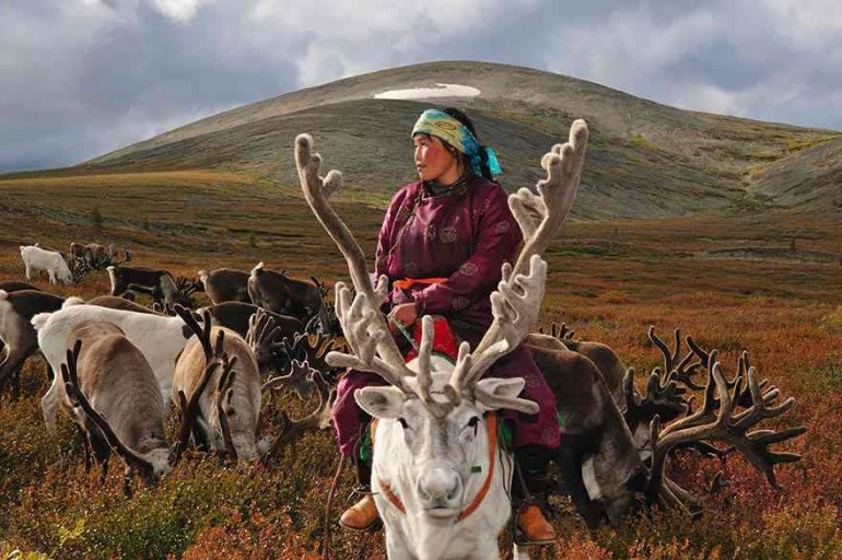 Northern Mongolia by Hamid Sardar-Afkhami