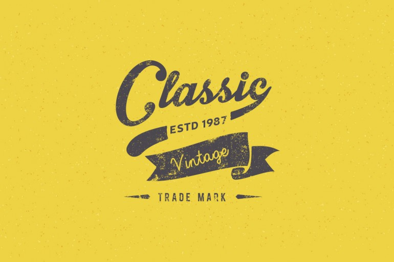 Classic Vintage Trade Mark