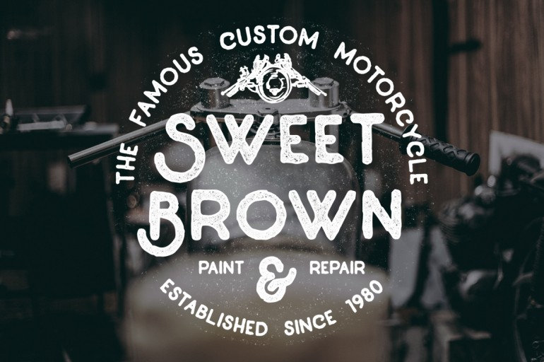Sweet Brown Paint & repair