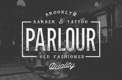 Brooklyn barber & Tattoo Parlour