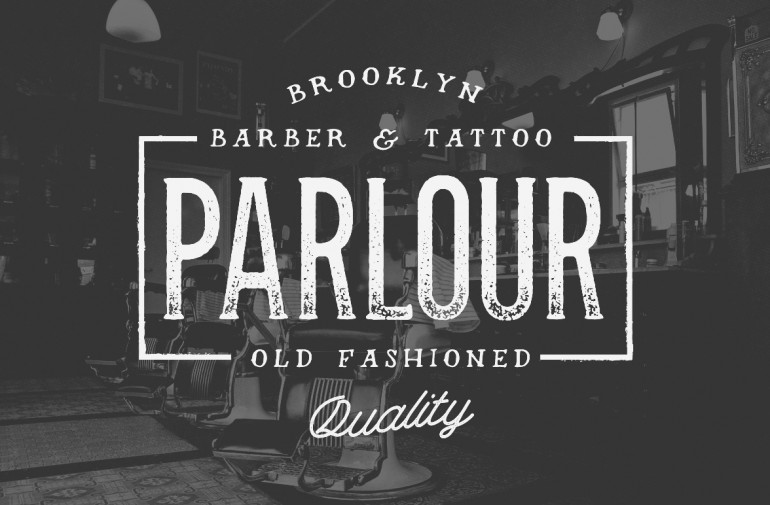 Brooklyn barber & Tattoo Parlour