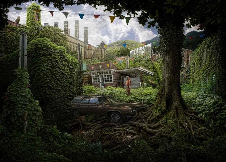 Photo Illustrations by Nick Pedersen