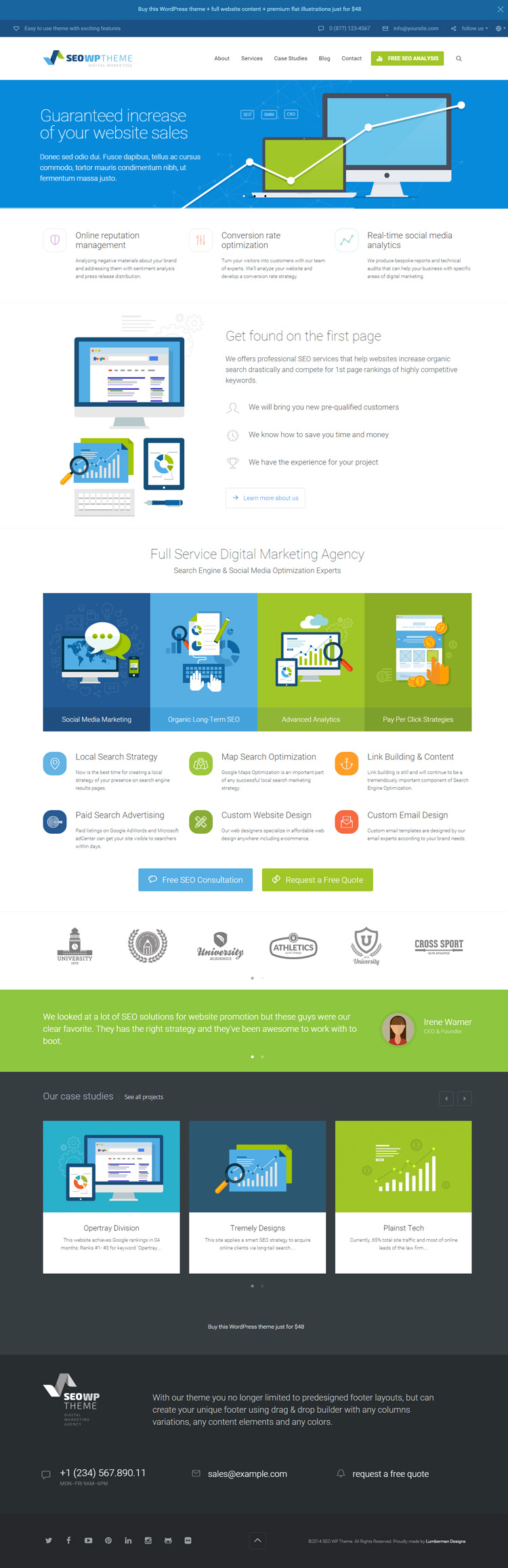 SEO, blue, green, layout, concept, web design