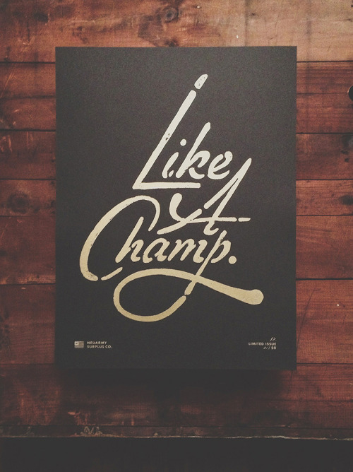 this isn't happiness™ (Like a champ)
