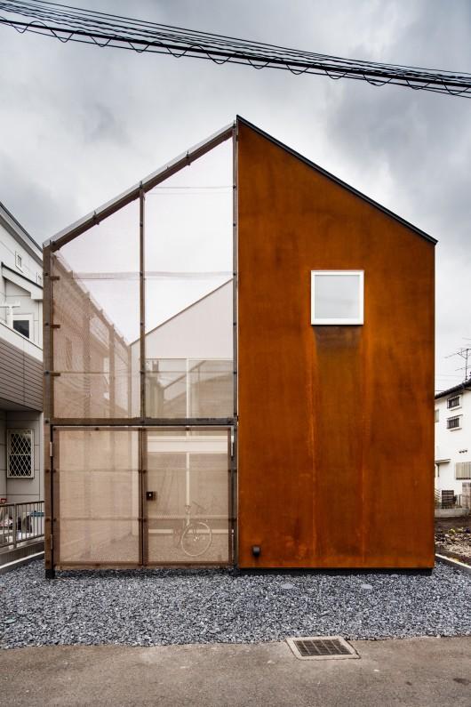Transustainable House / SUGAWARADAISUKE