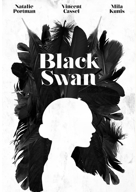 Black Swan – True Detective intro / movie posters selection