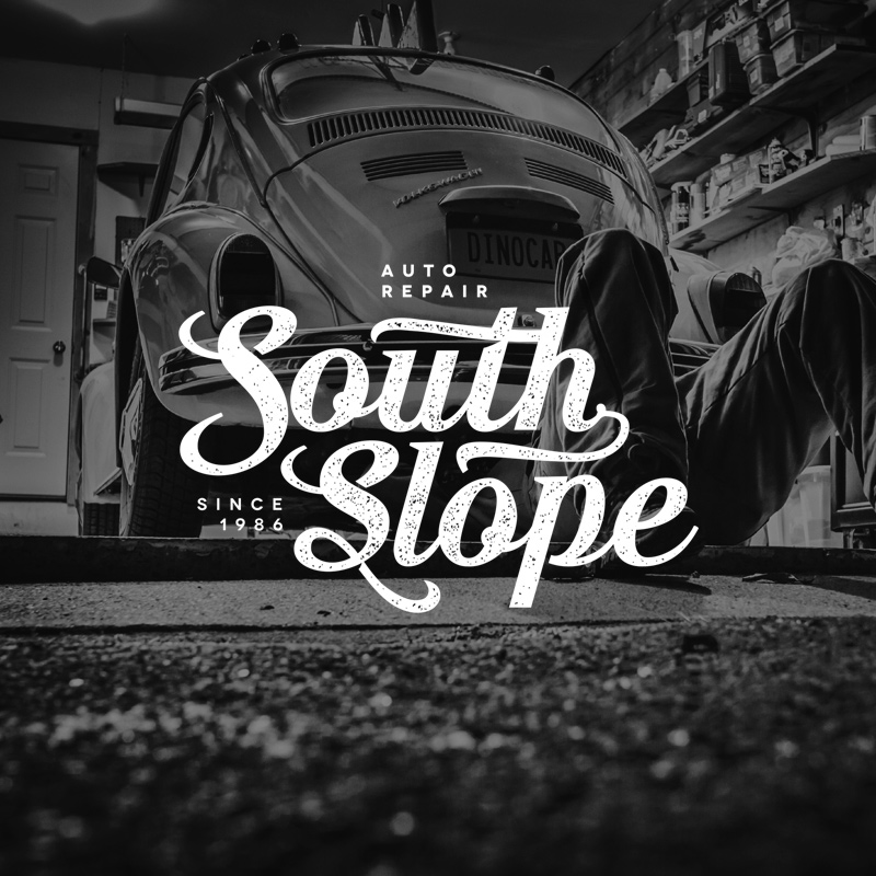 South Slope Auto Repair Logo
