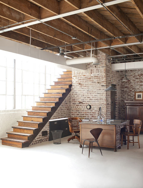 A gorgeous loft