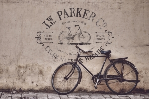 J.W. Parker Co. Logo  Inspired from the 19th century era, this carefully crafted logo templates  ...