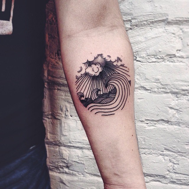 Roma Severov #tattoo #ink