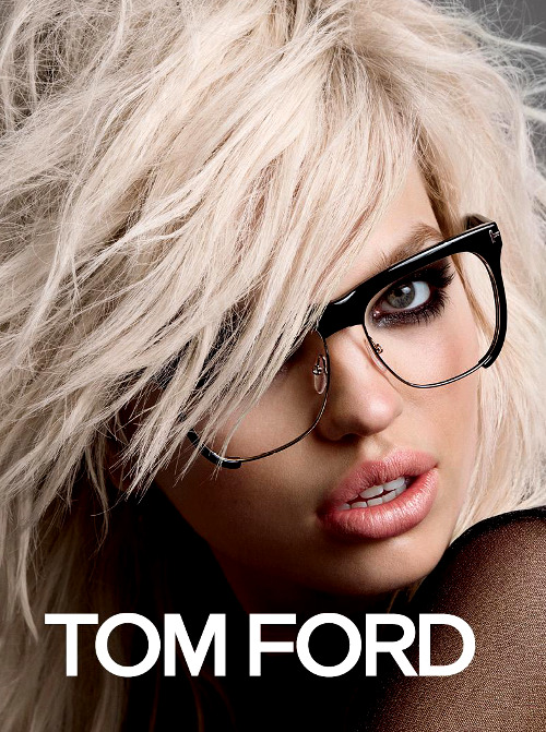 Daphne Groeneveld by Inez & Vinoodh for Tom Ford S/S 2015