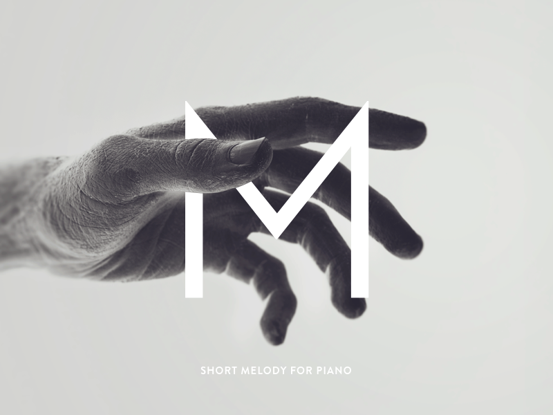 Cover for piano compositions