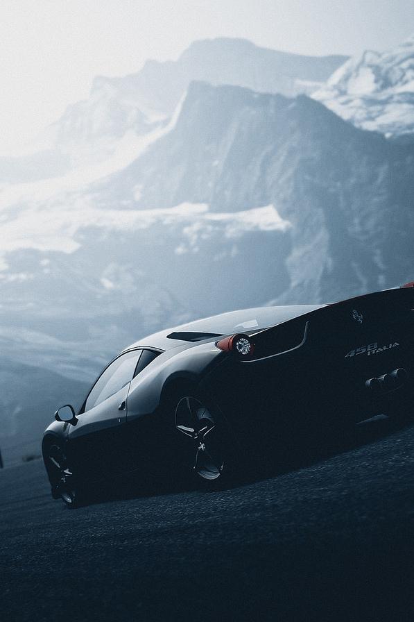 Ferrari Italia