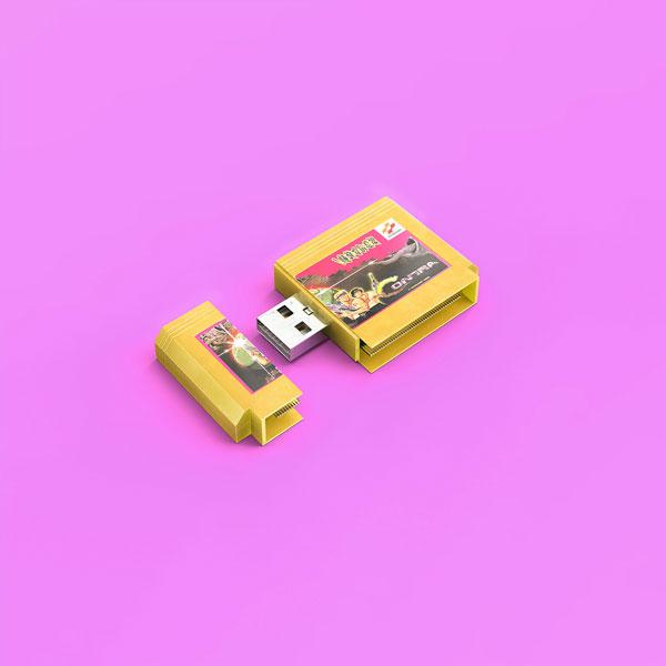 Retro USB concept by Andrei Lacatusu