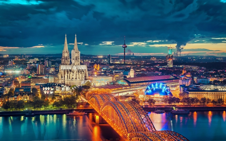 Cologne, Germany – Photography Wallpapers