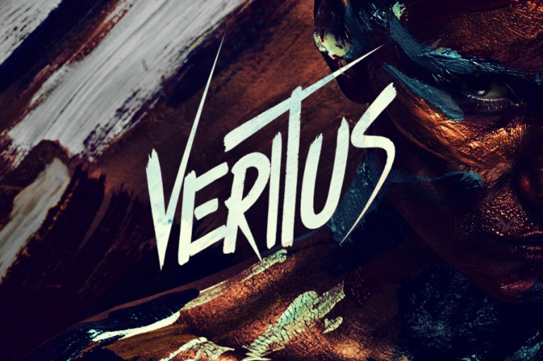 Veritus – Brush Font by Tugcu Design Co